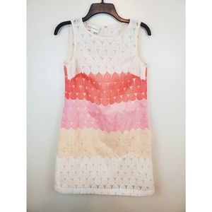 Donna Morgan Pink Sleeveless Shift Dress 2